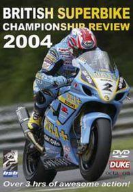 British Superbike Review 2004 - (Import DVD)