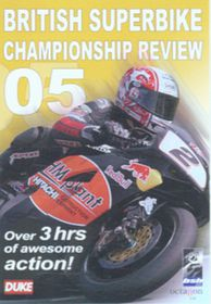 British Superbike Review 2005 - (Import DVD)