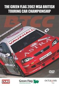 British Touring Car Rev.2002 - (Import DVD)