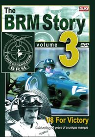 Brm Story 3-V8 For Victory - (Import DVD)