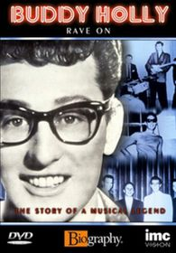 Buddy Holly-Rave On - (Import DVD)