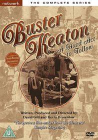 Buster Keaton-Hard Act To Foll - (Import DVD)