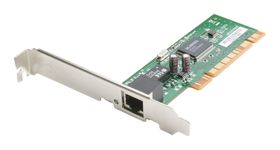D-Link DFE-520TX - Auto-Sensing 10/100Mbps Dual-Speed Network Card