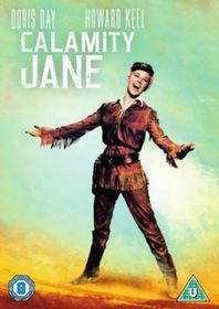 Calamity Jane - (Import DVD)