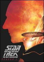 Star Trek:Next Generation Season 4 - (Region 1 Import DVD)