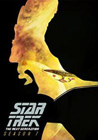 Star Trek:Next Generation Season 7 - (Region 1 Import DVD)