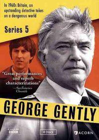 George Gently Series 5 - (Region 1 Import DVD)