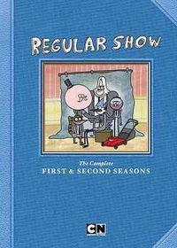 Regular Show:Seasons 1 & 2 - (Region 1 Import DVD)