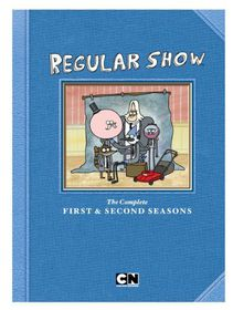 Regular Show:Seasons 1 & 2 - (Region 1 Import DVD)