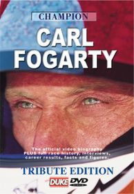 Carl Fogarty-Champion. - (Import DVD)