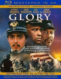 Glory (4K Mastered) - (Region A Import Blu-ray Disc)