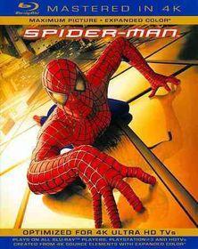 Spider Man (4K Mastered) - (Region A Import Blu-ray Disc)