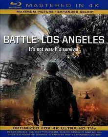 Battle:Los Angeles (4K Mastered) - (Region A Import Blu-ray Disc)