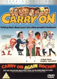 Carry On Again Doctor (Special Edition) - (Import DVD)