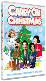 Carry On Christmas Special Box (2 Discs) - (Import DVD)