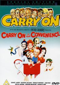 Carry On At Your Convenience (Special Edition) - (Import DVD)