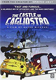 The Castle Of Cagliostro (DVD)