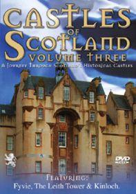 Castles of Scotland Vol.3 - (Import DVD)