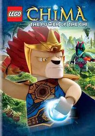 Lego Legends of Chima:Power/The Chi - (Region 1 Import DVD)