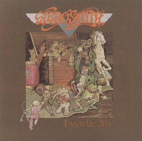 Aerosmith - Toys In The Attic (Vinyl)