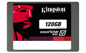Kingston 120GB 2.5inch SSDNow V300 - Upgrade Kit