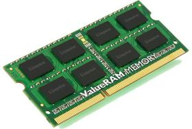Kingston - Value Ram 8GB 1333MHz DDR3 CL9 SODIMM
