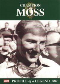 Champion-Stirling Moss - (Import DVD)