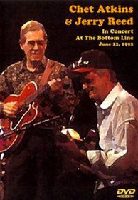 Chet Atkins/Jerry Reed-In Conc - (Import DVD)