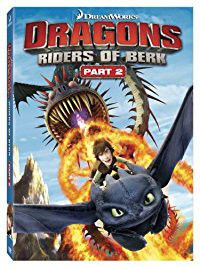 Dragons:Riders of Berk Part 2 - (Region 1 Import DVD)