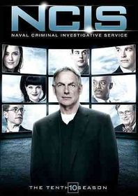 Ncis:Tenth Season - (Region 1 Import DVD)