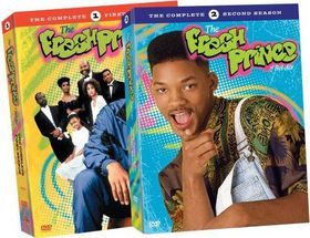Fresh Prince of Bel Air:Comp Ssns 1&2 - (Region 1 Import DVD)