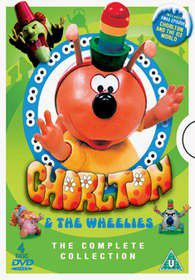Chorlton and the Wheelies Complete Collection (DVD)