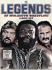 Legends of The Mid South Wrestling - (Region 1 Import DVD)