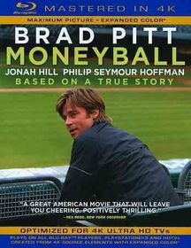 Moneyball (4k Mastered) - (Region A Import Blu-ray Disc)