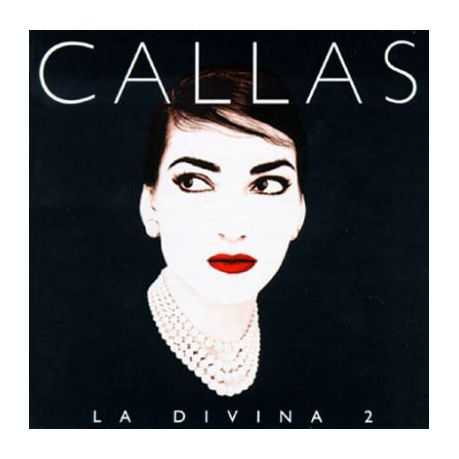 Maria Callas - La Divina Vol 2 (CD) | Buy Online in South Africa ...