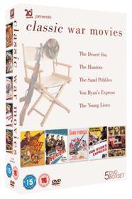 Classic War Movies (Studio Classics - 5 Discs) - (Import DVD)