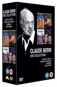 Claude Berri Box Set (4 Discs) - (Import DVD)