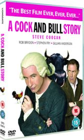Cock And Bull Story - (Import DVD)