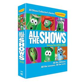 Veggie Tales: All The Shows Vol 2 (Region 1 Import DVD)