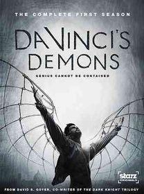 Da Vinci's Demons First Season  - (Region 1 Import DVD)