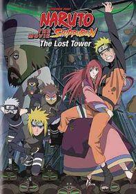 Naruto Shippuden The Movie:Lost Tower - (Region 1 Import DVD)