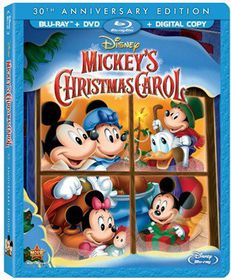 Mickey's Christmas Carol 30th Anniversary Special Edition (Region A Import Blu-ray)