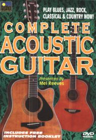 Complete Acoustic Guitar - (Import DVD)
