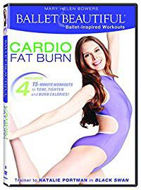 Ballet Beautiful:Cardio Fat Burn - (Region 1 Import DVD)