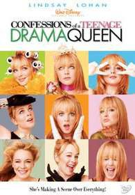Confessions Of A Teenage Drama Queen (DVD)
