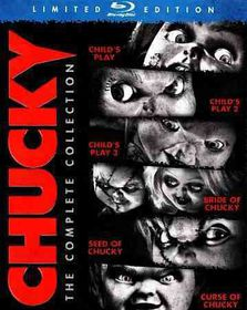 Chucky:Complete Collection Le - (Region A Import Blu-ray Disc)