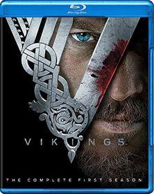 Vikings Season 1 - (Region A Import Blu-ray Disc)