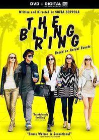 The Bling Ring - (Region 1 Import DVD)