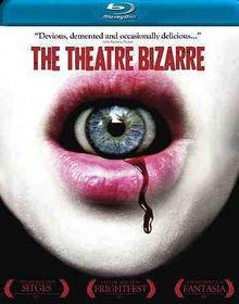 Theatre Bizarre - (Region A Import Blu-ray Disc)