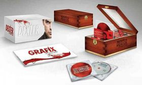 Dexter:Complete Series Collection - (Region A Import Blu-ray Disc)